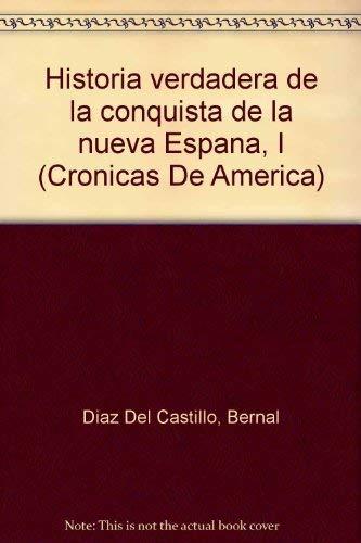 Historia verdadera de la conquistade la nueva España, icartone Cronicas de America: Amazon.es: Diaz Del Castillo, Bernal: Libros