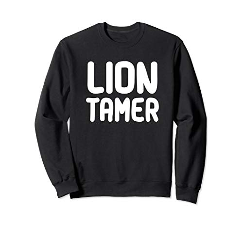 Lion Tamer Circus Costume Mens Womens Unisex Sweat