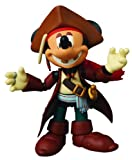 Medicom Mickey Mouse: Jack Sparrow Miracle Action Figure