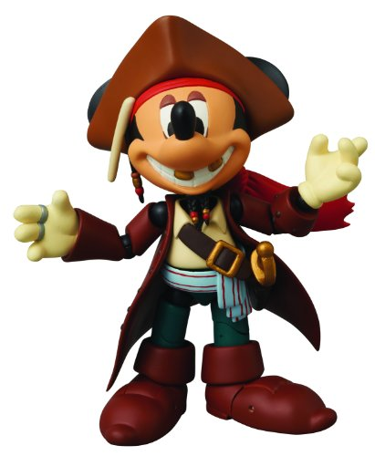 Medicom Mickey Mouse: Jack Sparrow Miracle Action ()
