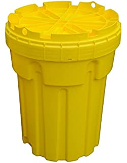 UltraTech 585 Ultra-Over Pack Plus, 30 gal, Salvage Drum, Yellow