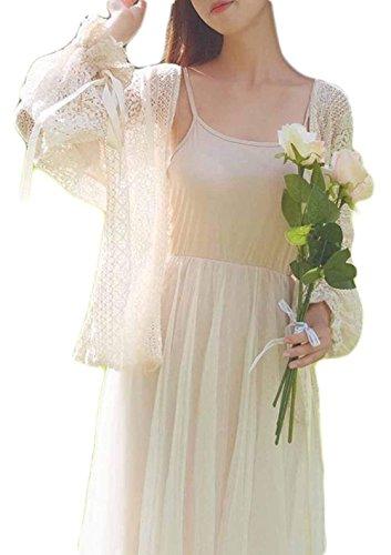 レディース カーディガン 夏 薄手 長袖 日焼け止め 冷房対策 アウター かわいい 通学 韓国ファッション