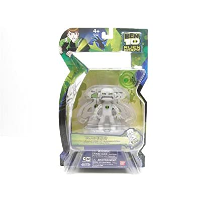 Ben 10 Deluxe DX Alien Collection Action Figure Echo Echo: Toys & Games