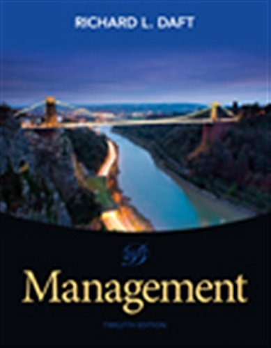 Management (MindTap Course List)