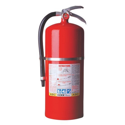 Kidde 468003 Pro Plus 20 Multi-Purpose Fire Extinguisher, UL Rated 20-A, 120-B:C, Easy to Read Gauge, Easy to Pull Safety Pin, Coast Guard Approved by Kidde