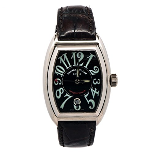 Franck Muller Conquistador automatic-self-wind mens Watch 8001 SC (Certified Pre-owned)