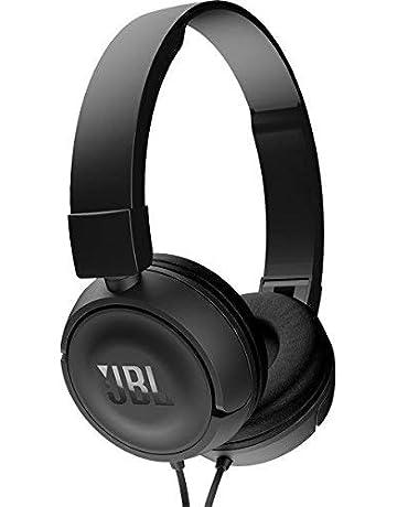 JBL T450 Cuffie Sovraurali Cuffia On Ear con Microfono e Comando Remoto ad  1 Pulsante JBL 1b36c66c3b73