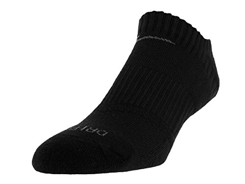 NIKE Dry Cushion No Show Training Socks (3 Pairs)