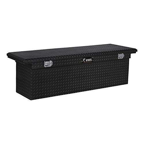"UWS EC10802 69"" Deep Crossover Truck Tool Box with Low Profile"