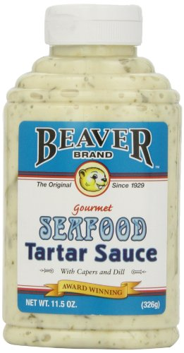Beaver Tartar Sauce, 11.5 oz - Sauce Tartar Beaver
