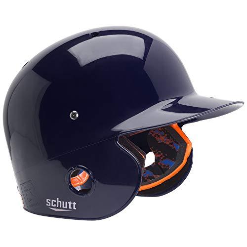 Schutt Sports AiR Pro 5.6 Baseball Batter's Helmet, Navy, X-Large