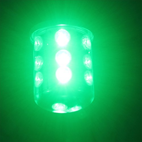 Apollointech Green Deep Drop LED Submersible Night Fish Attracting Fishing Light 5000 Lumens IP68...