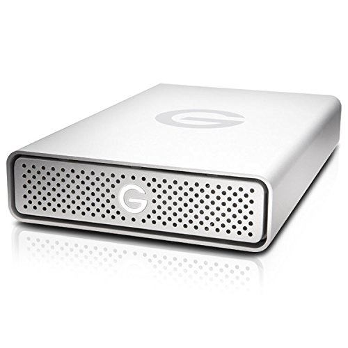 - G-Technology 4TB G-Drive USB-C (USB 3.1 Gen 1) Desktop External Hard Drive - 0G05666