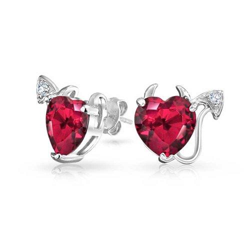 heart devil jewelry - 5