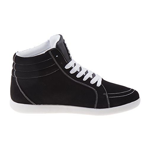 NATION Sneaker Casual Top Mens PARISH High Black zq7wcF