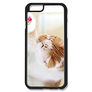 Alice7 Cat Case For Iphone 6,Nerd Iphone 6 Case