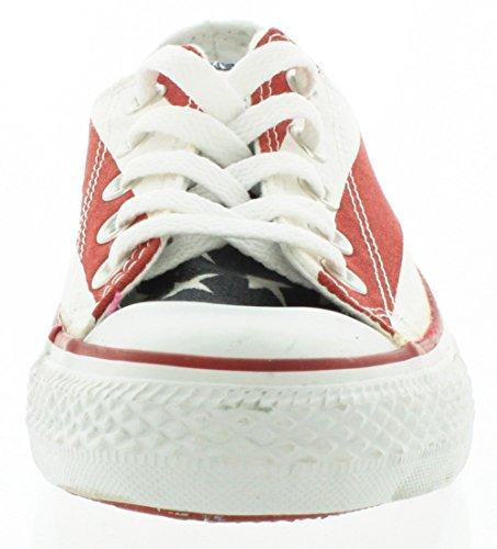 Converse Chuck stars Star 35 Multicolore Unisex Taylor Sneakers Adulto Bars All Eu rrwdHU