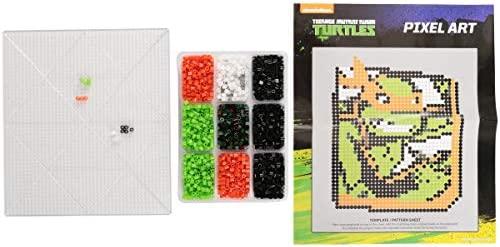 Teenage Mutant Ninja Turtles Pixel Art Standard: Amazon.es ...
