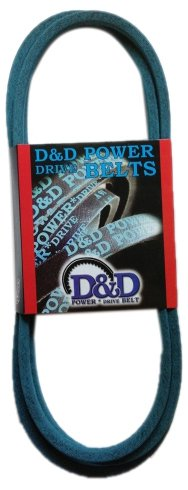 D&D PowerDrive 37X74 MTD Or Cub Cadet Kevlar Replacement Belt, 4LK, 1 -Band, 57' Length, Rubber 57 Length OffRoad Belts