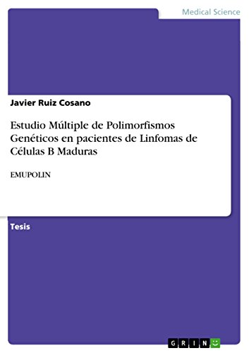 Estudio Múltiple de Polimorfismos Genéticos en pacientes de Linfomas ...