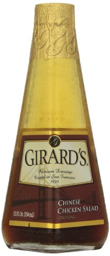 Girard's Chinese Chicken Salad Dressing, 12 fl oz.