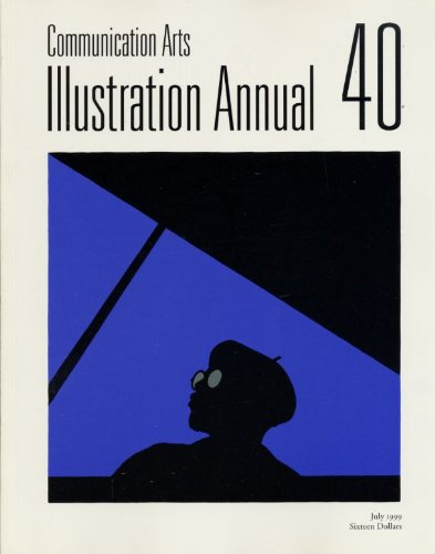 Communication Arts Illustration Annual 1999,No.40 by Rotovision