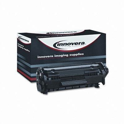 Innovera 83012 Toner Cartridge - 83012 Compatible, Remanufactured, Q2612A (12A) Laser Toner, 2000 Yield, Black
