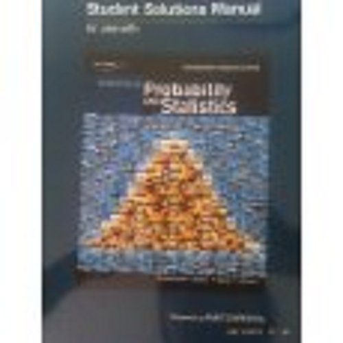 Introduction to Probability and Statistics Prelim Edition Ssm