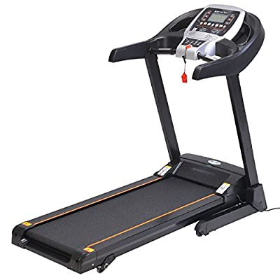 Cosway 3.5hp Fordable Treadmill Indoor Commercial Health Fitness Training Equipment with APP Bluetooth Control