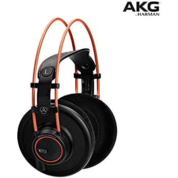 9fb02ab190c Amazon.com: AKG Q 701 Quincy Jones Signature Reference-Class Premium ...