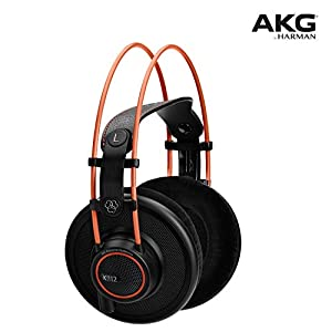AKG Pro Audio K712 PRO Over-Ear, Open-Back, F...