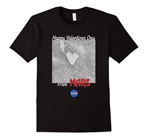 NASA Valentines Day Mars shirt