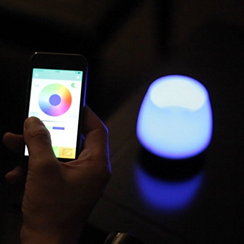 2 Pack Playbulb Candles Free App Smart Bluetooth Color