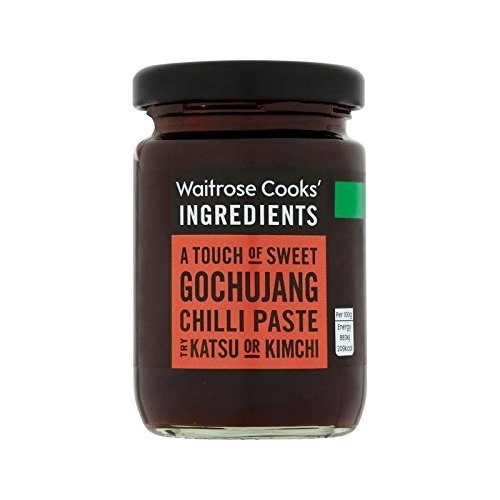 Cooks' Ingredients Gojujang Chilli Waitrose 110g - Pack of 4 by Cooks' Ingredients