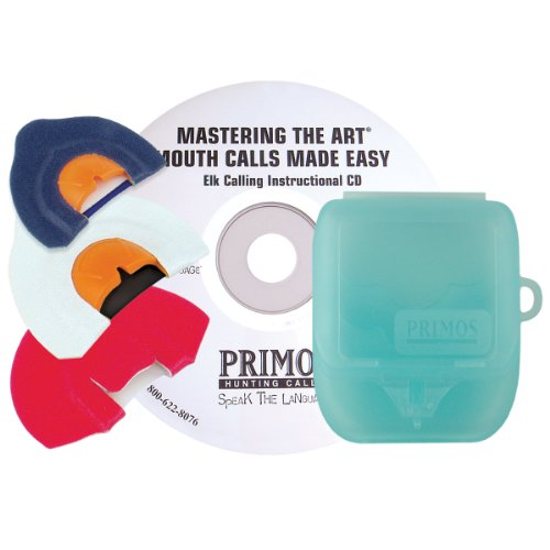 Primos Hunting 1651 Elk Call, Mastering The Art Pack