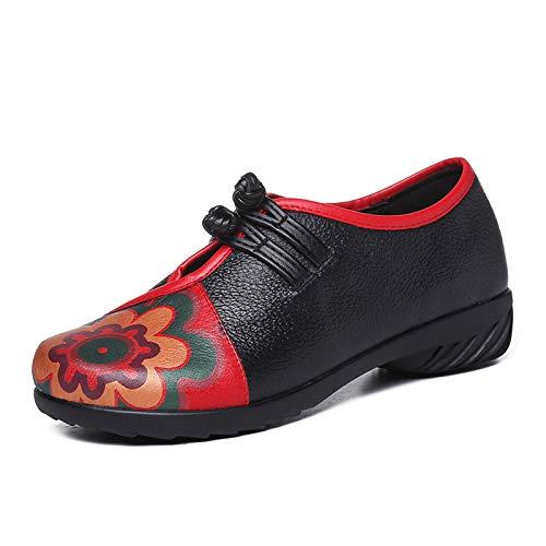 ZHRUI Schuhe (Farbe   Schwarz Größe   EU 40)