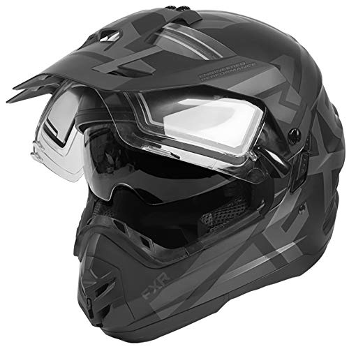 FXR - Torque X Evo Helmet - Black Ops (Large)