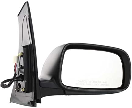 New Mirror Passenger Side Toyota Prius 2008 2009 Power Non-Heated Paint to Match