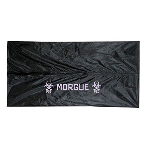 CSI Morgue Body Bag Halloween Party Decor