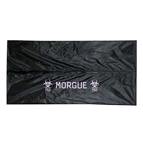 CSI Morgue Body Bag Halloween Party Decor Prop -
