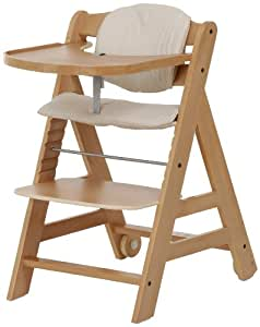 Amazon Com Hauck Beta High Chair Natural 6 Months And