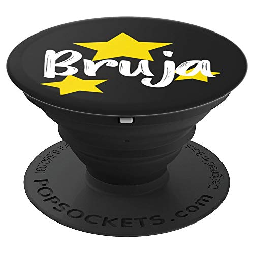 Bruja Witch Halloween - PopSockets Grip and Stand