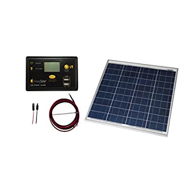 Best Cheap Deal for Grape Solar GS-50-KIT Off-Grid Solar Panel Kit, 50W by Grape Solar - Free 2 Day Shipping Available