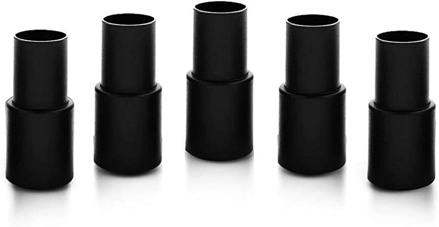 Duokon - Juego de 5 adaptadores para Manguera de aspiradora, Accesorio convertidor de Piezas para Conector de Manguera de 32 mm a 35 mm, conversión de vacío 商品编码: 719527290442: Amazon.es: Hogar