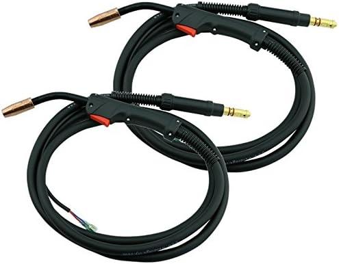 Nozzle 2PK for MIG Welding Gun Lincoln 100L 100A K530-5 Torch