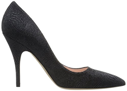 Kate Spade New York Womens Liquirizia Pump Nero / Grafite