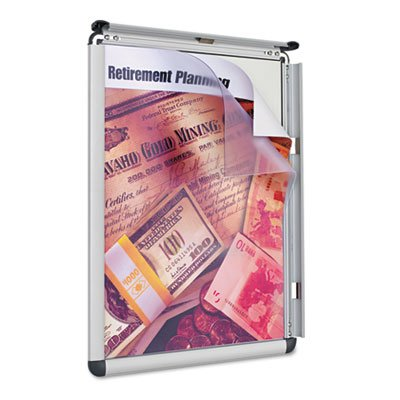 Cuarteto 'Improv Lobby Clip Frame Sign, 45,7x 61cm, marco de aluminio (cf2418)