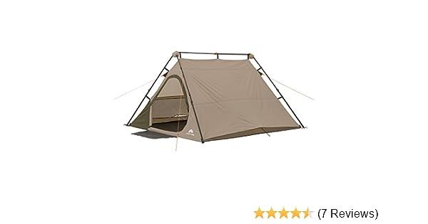 Amazon.com: Ozark Trail 4-Person 8\' x 7\' Instant A-Frame Tent: Toys ...