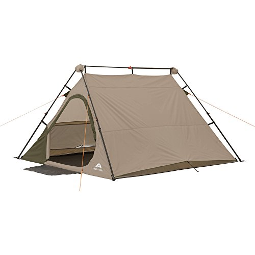 Ozark Trail* 4-Person 8 x 7 Instant A-Frame Tent