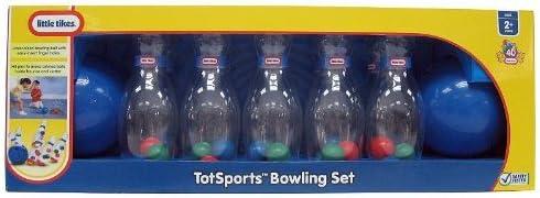 Little Tikes TotSports Bowling Set Blue